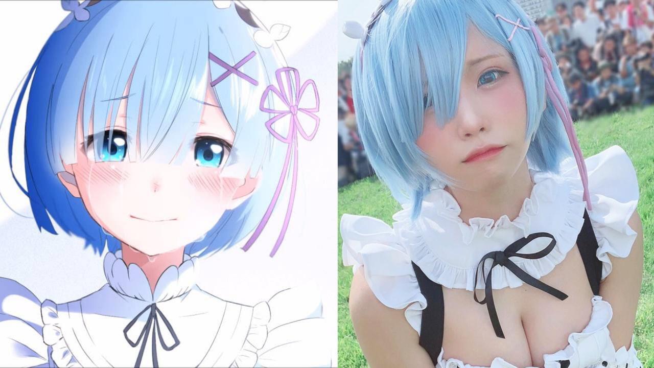 日本第一美女Cosplayer!最新「Enako」性感写真