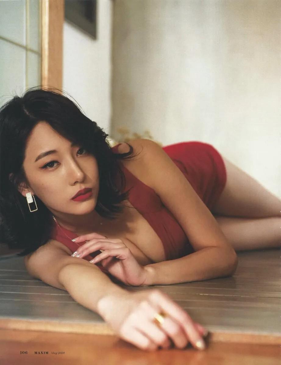 韩国女星——Hyeme(金惠美)