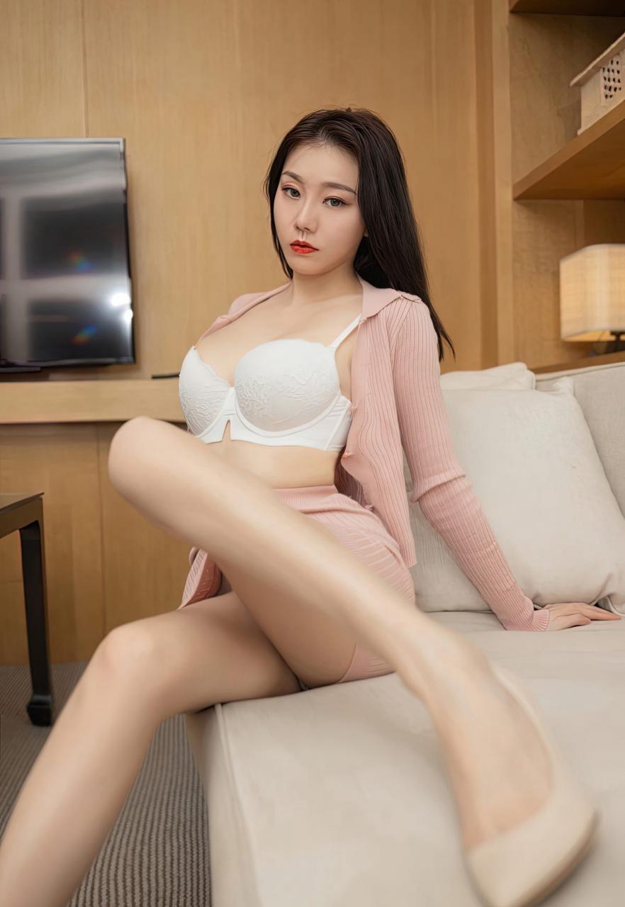 安然Maleah高颜值嫩模风骚裸胸美女少妇肉丝袜高跟写真-115-『游乐宫』Youlegong.com 第13张