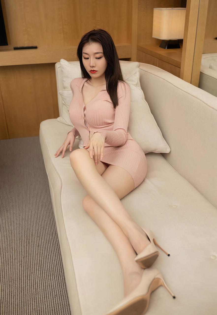 安然Maleah高颜值嫩模风骚裸胸美女少妇肉丝袜高跟写真-115-『游乐宫』Youlegong.com 第19张