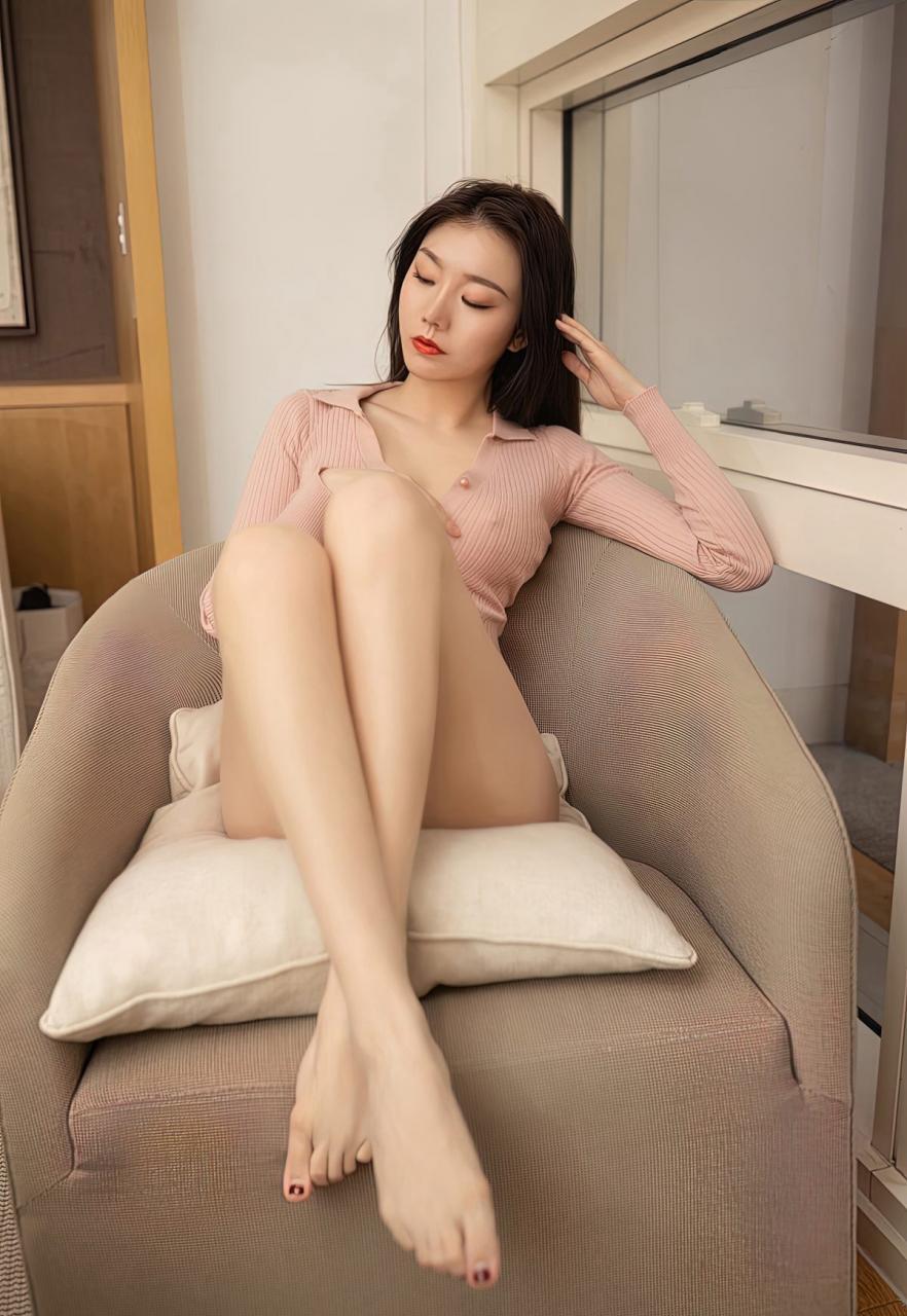 安然Maleah高颜值嫩模风骚裸胸美女少妇肉丝袜高跟写真-115-『游乐宫』Youlegong.com 第22张