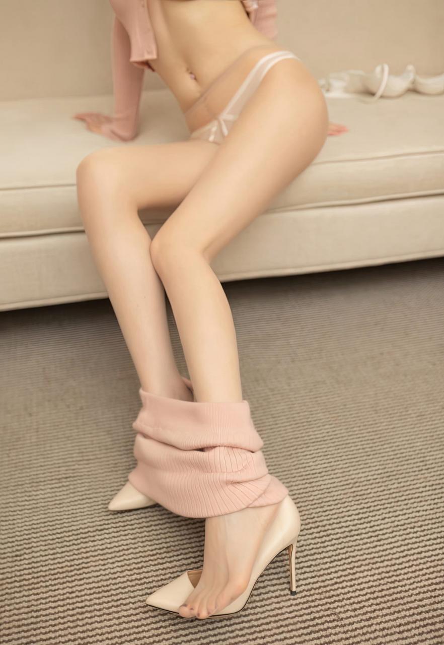 安然Maleah高颜值嫩模风骚裸胸美女少妇肉丝袜高跟写真-115-『游乐宫』Youlegong.com 第17张