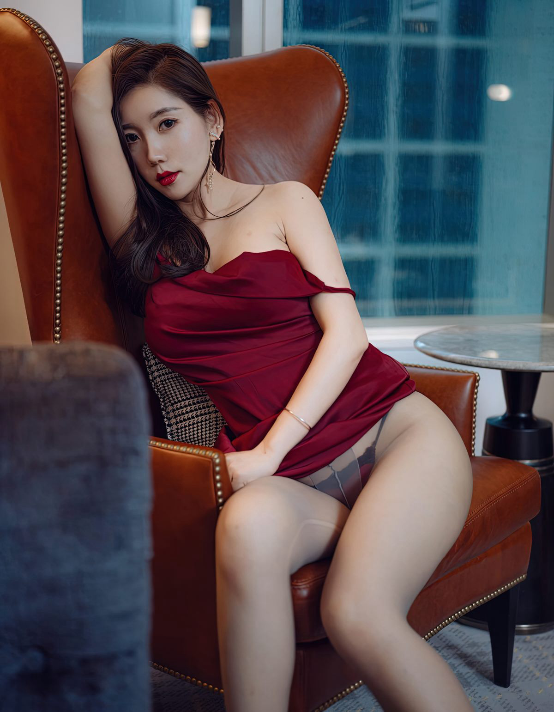 艾静香灰丝无内高清写真-小乔-『游乐宫』Youlegong.com 第17张