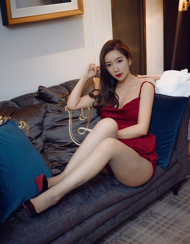 艾静香灰丝无内高清写真-小乔-『游乐宫』Youlegong.com 第12张
