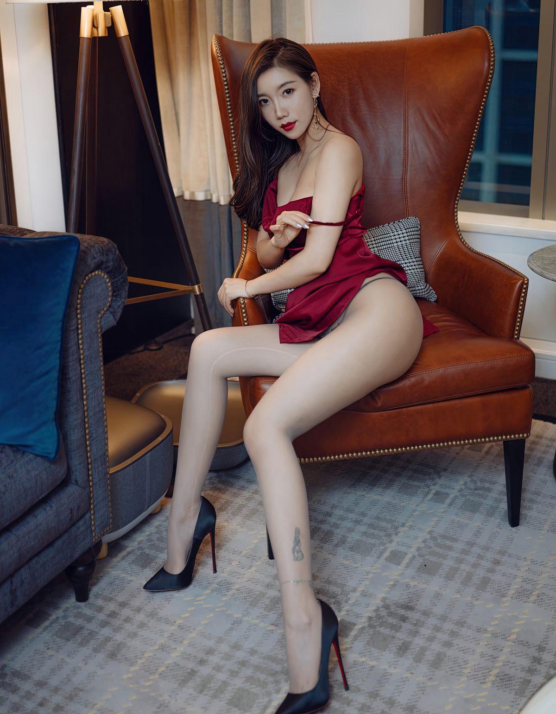 艾静香灰丝无内高清写真-小乔-『游乐宫』Youlegong.com 第13张