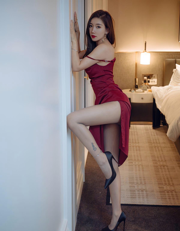 艾静香灰丝无内高清写真-小乔-『游乐宫』Youlegong.com 第11张