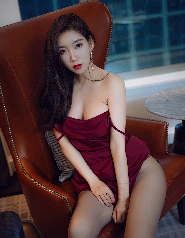 艾静香灰丝无内高清写真-小乔-『游乐宫』Youlegong.com 第16张